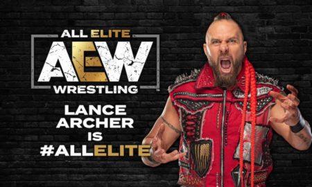 lance archer aew