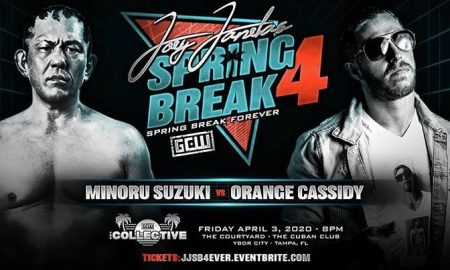 minoru suzuki orange cassidy