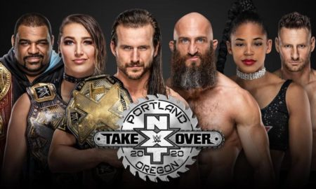 nxt takeover portland
