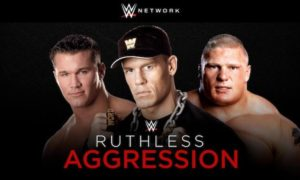 ruthless agression wwe network