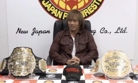 tetsuya naito double champion