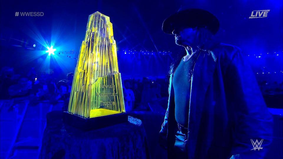 undertaker wwe ssd