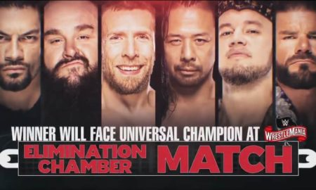 wwe elimination chamber 2020 participants