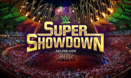 wwe super show down 2020