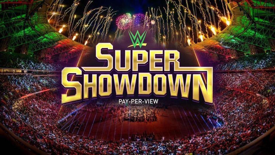 wwe super show down 2020