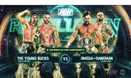 young bucks omega page revolution