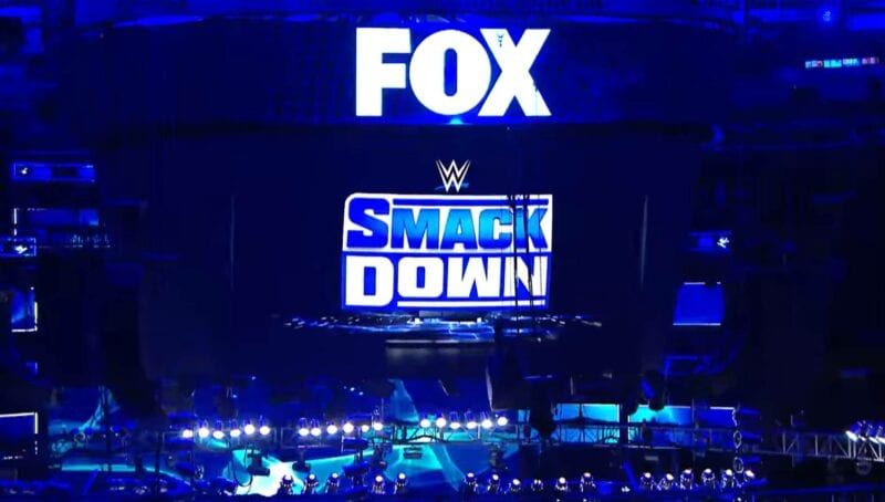 WWE Friday Night SmackDown FOX