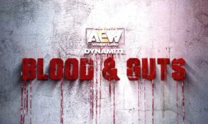 aew blood and guts