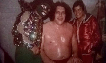 andre the giant el satanico
