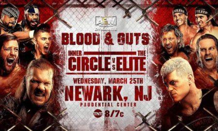 blood guts inner circle elite