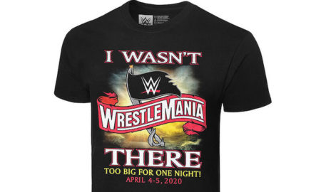 i wasnt there wrestlemania