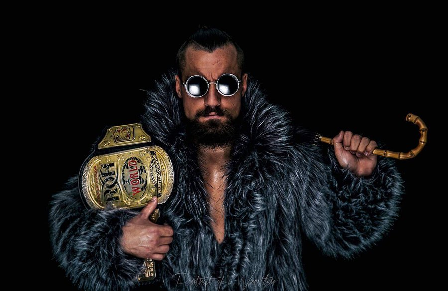 marty scurll roh