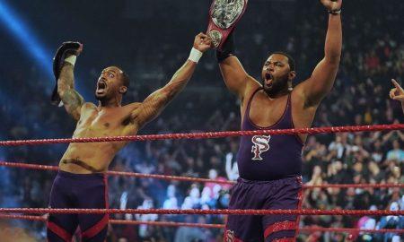 street profits champions raw