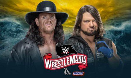 undertaker aj styles