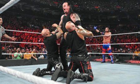 undertaker elimination chamber