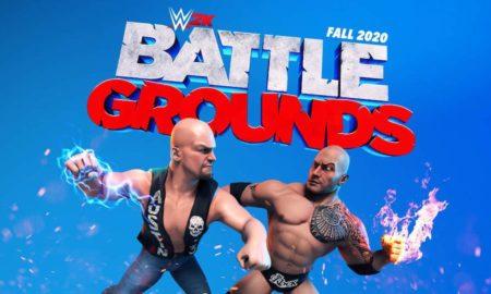 WWE 2K Battlegournds