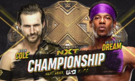 adam cole velveteen dream