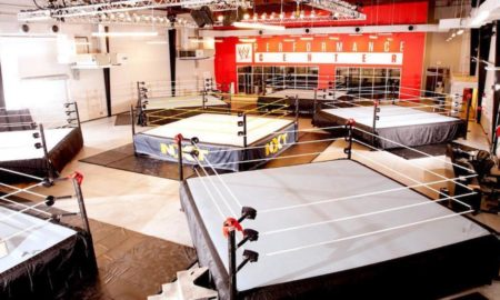 wwe performance center