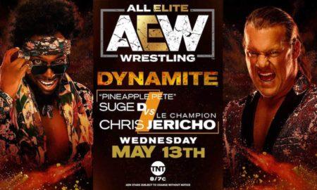 Chris Jericho, Suge D, AEW Dynamite