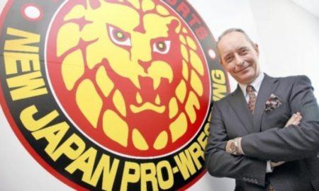 Harold Meij NJPW