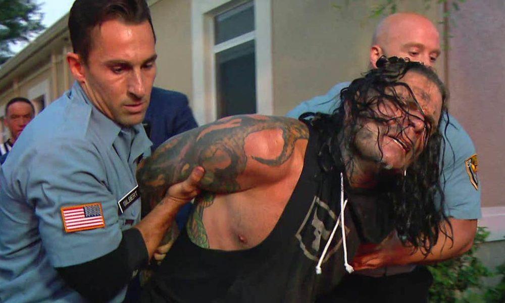 jeff hardy arrestation smackdown