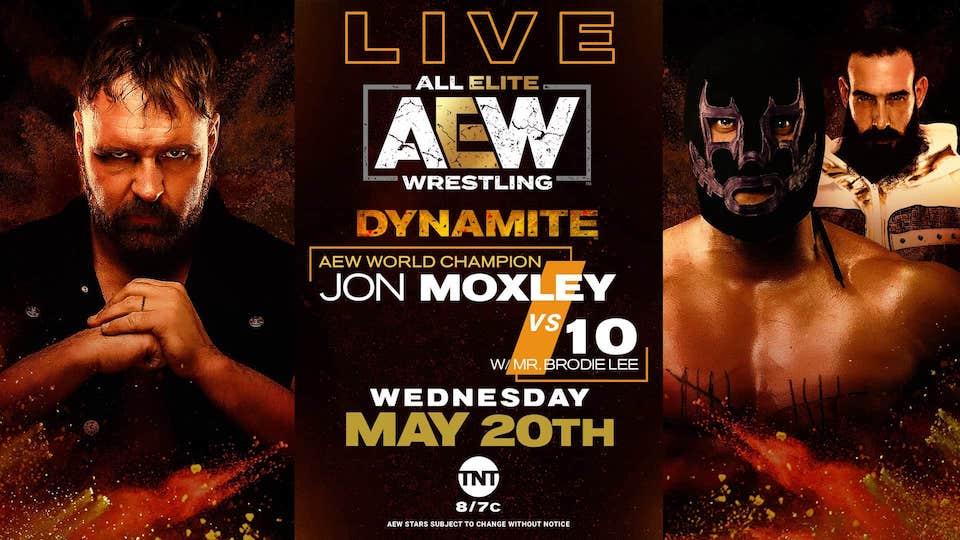 jon moxley dark order aew dynamite