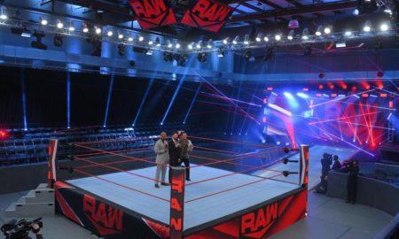 raw performance center wwe