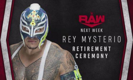 rey mysterio retraite raw