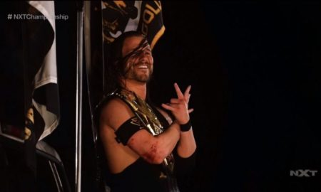 adam cole takeover in your house