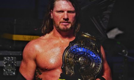 aj styles champion intercontinental