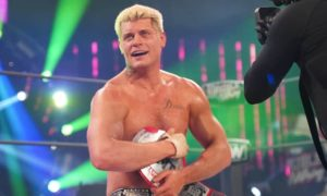 cody rhodes champion tnt