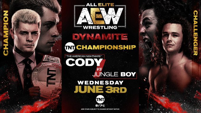 cody rhodes jungle boy aew