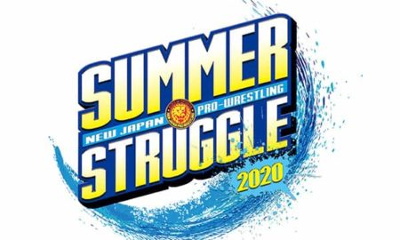 njpw summer struggle