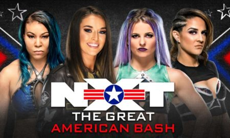 nxt great american bash