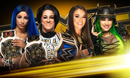 sasha banks bayley shotzi blackheat tegan nox nxt