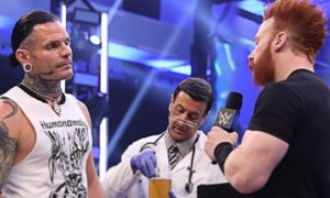 sheamus jeff hardy smackdown