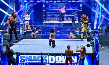 smackdown 26 juin