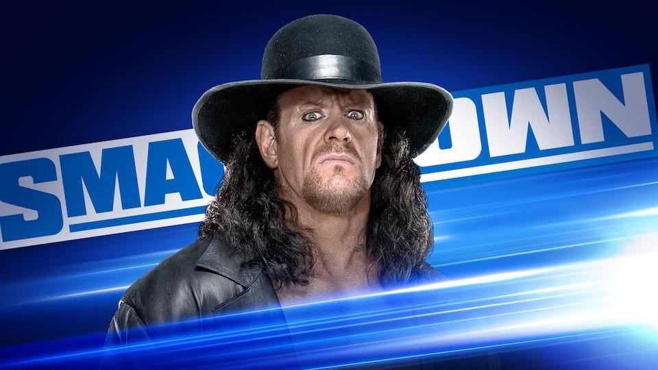 smackdown undertaker