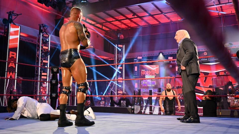 randy orton big show raw