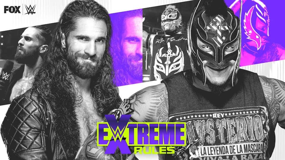 rollins mysterio extreme rules