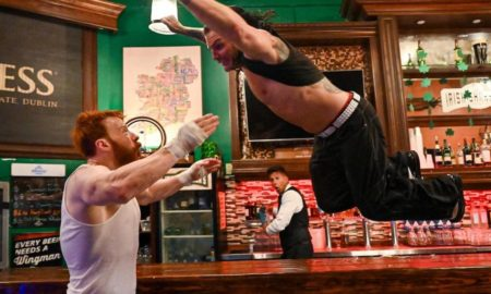 sheamus jeff hardy bar fight