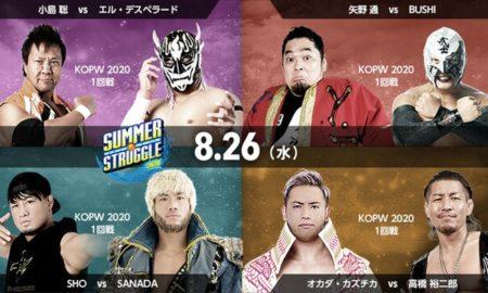 NJPW KOPW 20