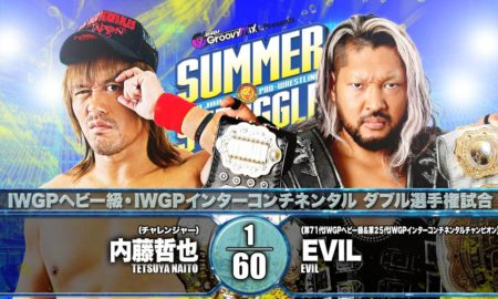 NJPW Summer Struggle in Jingu EVIL Naito compressed 1