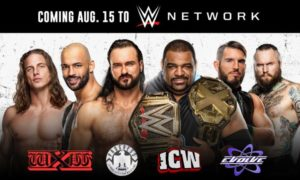 WWE Network Indy
