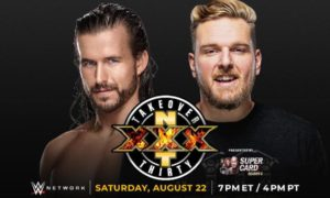 adam cole pat mcafee nxt takeover