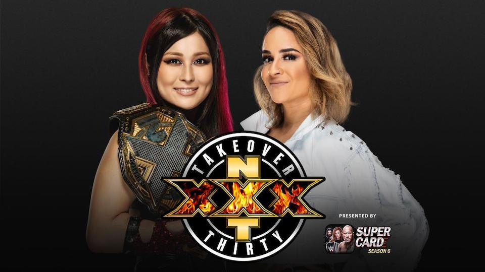 io shirai dakota kai nxt takeover