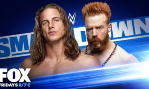 matt riddle sheamus