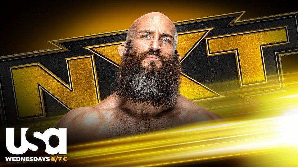 preview wwe nxt 26 aout 2020