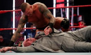 randy orton ric flair raw