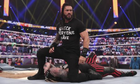 roman reigns retour summerslam
